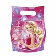 6 Barbie™ Geschenktüten