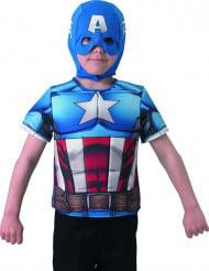 Plastron Captain America Hemdbrust für Kinder aus The Winter Soldier™