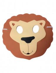 Königliche Löwen-Maske für Kinder