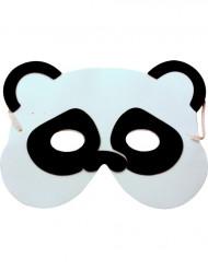 Panda-Maske für Kinder