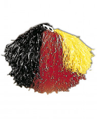 Deutschland-Fan-Pompon