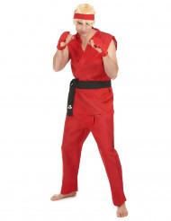 Kung Fu Kostüm für Herren