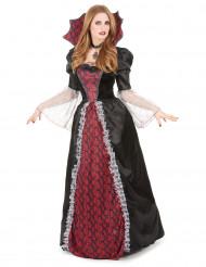 Vampir-Kostüm für Damen Halloween