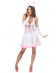 Sexy Häschen Kostüm für Damen