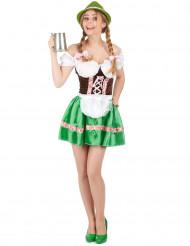 Bayerin Kostüm für Damen