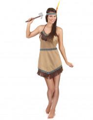 Indianerin Kostüm für Damen