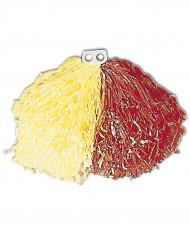 Spanien-Fan-Pompon