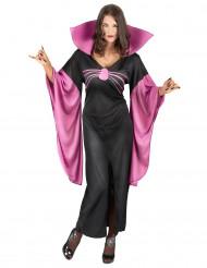 Kostüm Spinnenkönigin für Damen