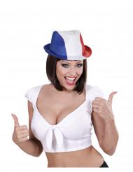 Frankreich Fan-Hut für Erwachsene
