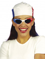 Frankreich-Fan Kopftuch