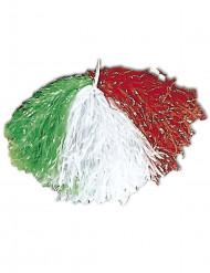 Italien-Fan-Pompon