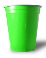 20 grüne Original-Cup Becher