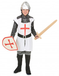Kreuzritter-Kostüm für Jungen bunt