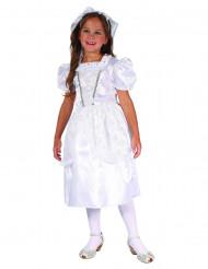 Braut Kostüm für Mädchen