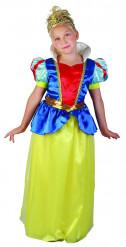 Schneeprinzessin Kostüm für Mädchen