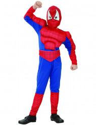 Spinnenmann Superheld Kostüm für Jungen