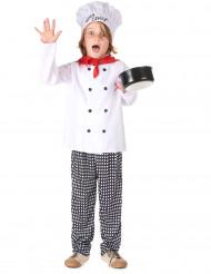 Chefkoch Kostüm für Jungen