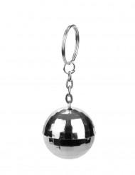 Discokugel-Schlüsselanhänger