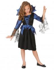 Spinnenkönigin Kostüm für Mädchen