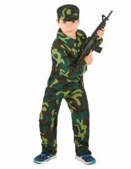 Militär Kostüm für Jungen
