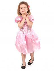 Rosa Prinzessin Kostüm für Mädchen