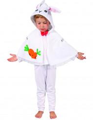 Hase Umhang Kostüm für Kinder