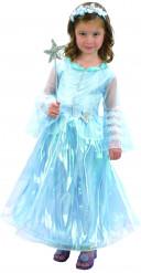 Deluxe Prinzessinnenkostüm für Mädchen