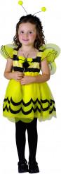 Bienenkleid Kostüm für Mädchen