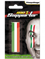 Italien Fan-Schminke für Erwachsene