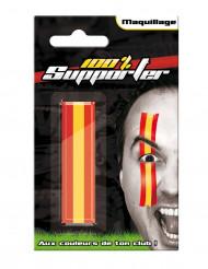 Spanien Fan-Schminke für Erwachsene 9g