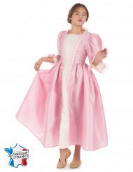 Rosa Marquise Kostüm für Mädchen