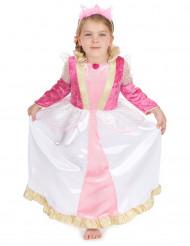 Luxus Prinzessin Kostüm für Mädchen
