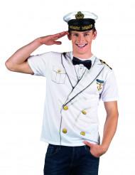 Kapitän T-Shirt für Erwachsene