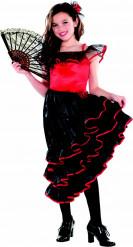 Spanische Tänzerin Kostüm für Mädchen