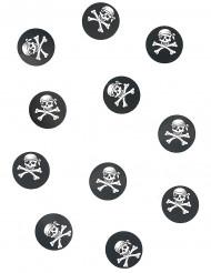 Tischkonfetti Piraten-Motiv 150 Stück 18g
