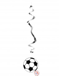 Spiralförmige Aufhänger Fußball