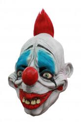 Rote Vollgesichtsmaske Clown