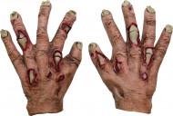 Halloween Zombie-Hände für Kinder