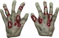 Zombie Handschuhe für Erwachsene