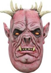 Dämon Monster Maske 3/4 für Erwachsnee - Halloween