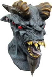 Maske Höllendämon für Herren