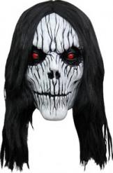 3/4 Maske Besessener Mann mit Haar