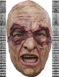Monster Mörder Maske für Erwachsene - Halloween