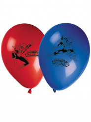 8 Spiderman 2™ Luftballons