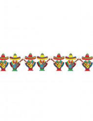 Mariachi Mexiko Girlande