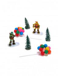 Torten-Deko-Figuren - Ninja Turtles™