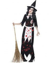 Zombie-Hexen Kostüm für Damen Halloween
