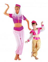 Orientalische Tänzerin - Parkostüm - Damen und Mädchen