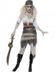 Piraten Geister Kostüm für Damen