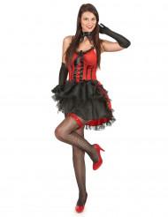 Saloon Kostüm für Damen